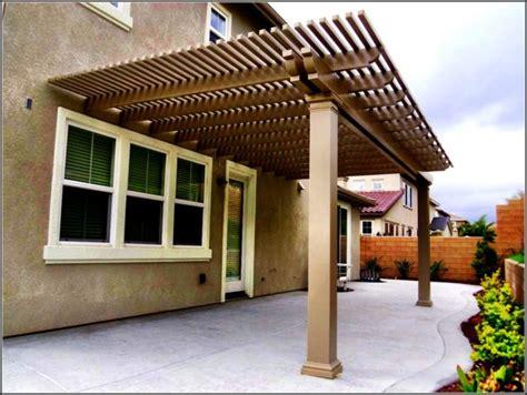 wood lattice patio cover kits patios home decorating