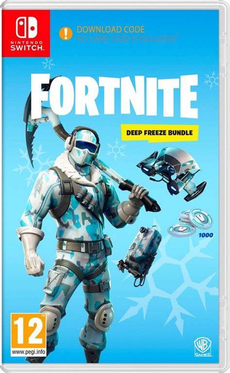 fortnite deep freeze bundle nintendo switch kaufen otto