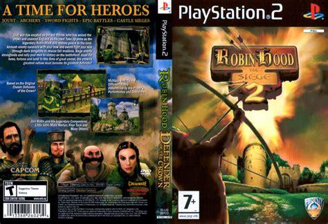 siege ps robin 2 the siege jeu playstation 2 images