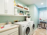 laundry room storage Laundry Room Organization and Storage Ideas: Pictures ...