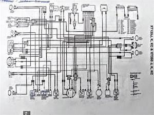 1982 Xt200 Electrical Help