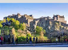 Edinburgh – Sehenswürdigkeiten und Tipps für Schottlands