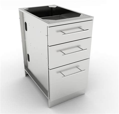 18 inch base cabinet sunstone 18 inch triple drawer base cabinet
