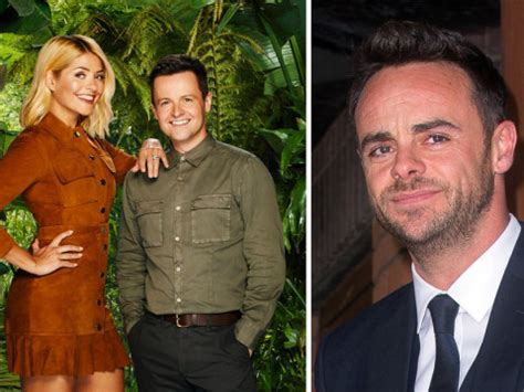 Ant McPartlin - News on the I'm A Celebrity and Britain's ...