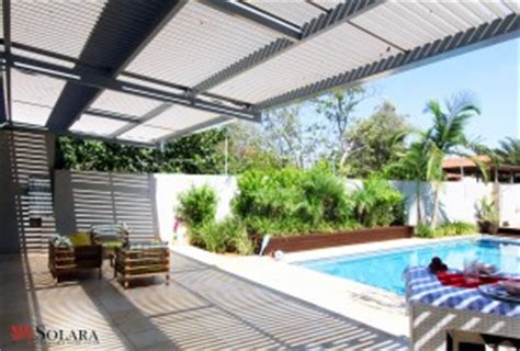 louvered roof system cost solara patio cover