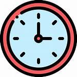 Clock Icon Icons Vector Wall Flaticon Freepik