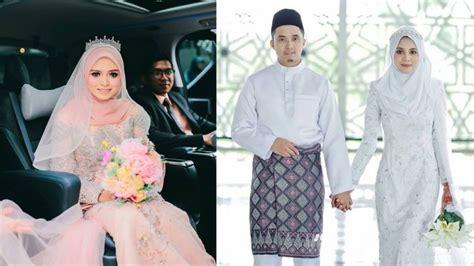 inspirasi gaun pengantin melayu untukmu  berhijab