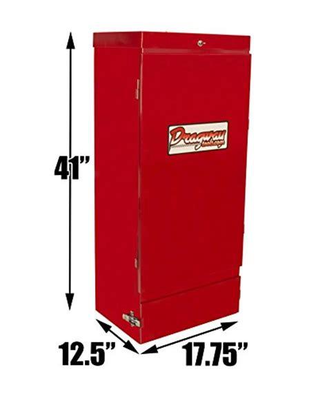 dragway tools 116 gallon sandblasting cabinet with dust
