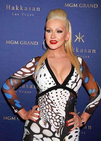 Christina Aguilera Vegas Las Party Hakkasan Anniversary