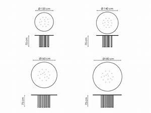 Table 6 Personnes Dimensions : dimension chaise ronde ~ Teatrodelosmanantiales.com Idées de Décoration