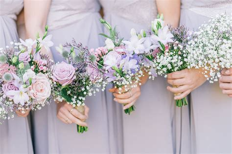 Rustic Marquee Wedding In Yorkshire With A Lavender And