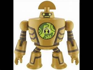 Clockwork, Eatle and Articguana: Ben 10 Ultimate Alien ...
