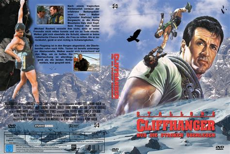 coversboxsk cliffhanger  high quality dvd