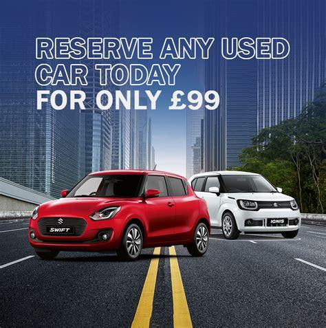 Henrys Cars: Suzuki Car Dealers Glasgow   Used Suzuki Car ...