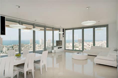 Inside Tel Aviv's Newest Luxury Residences [Visualization] : Tel Aviv, Holiday Apartments