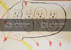 Wiring For Multiple Receptacles In Same Box