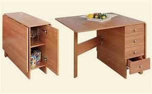 Table Murale Cuisine : table cuisine murale rabattable cgrio ~ Teatrodelosmanantiales.com Idées de Décoration