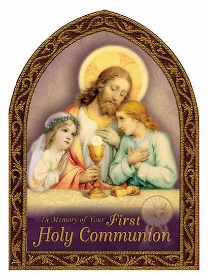 Greeting Communion Catholic Holy Cards Stationery Gifts