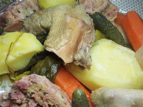 recette poule au pot farcie 28 images poule au pot farcie du duc an recette dukan pl par