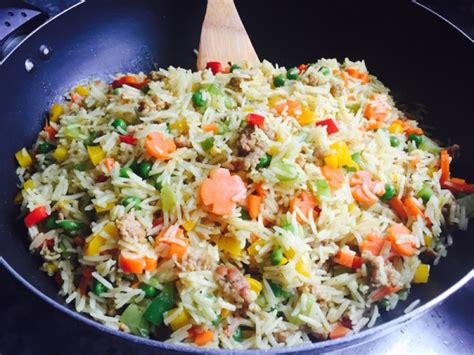 The Perfect Nigerian Fried Rice