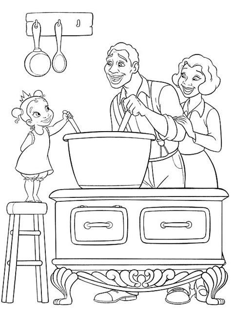 dessin de cuisine à imprimer dessins de cuisine à colorier