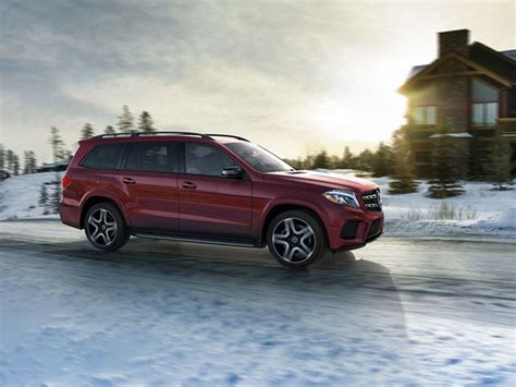 luxury suvs   snow autobytelcom