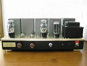 Rca 45  2a3 Single Ended Amplifier Inter Stage Trans