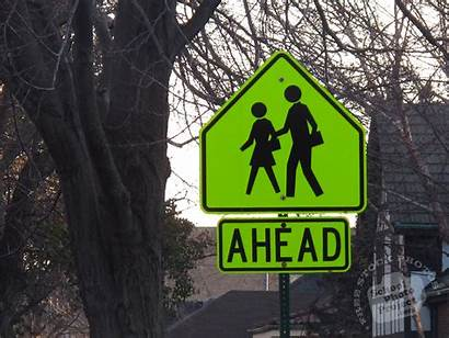 Ahead Signs Traffic Road Street Stop Board