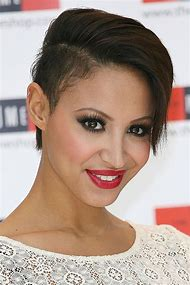 Celebrities with Half Shaved Hair
