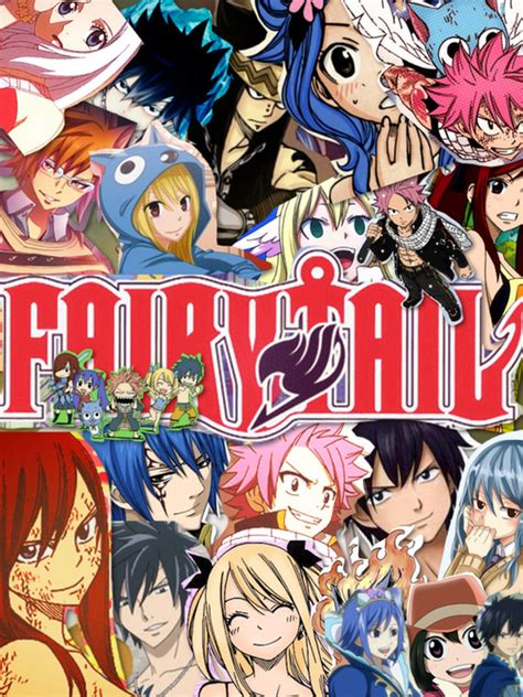 fairy tail group wallpaper gallery