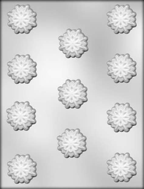 snowflake candy mold ihomecooker pc silicone christmas