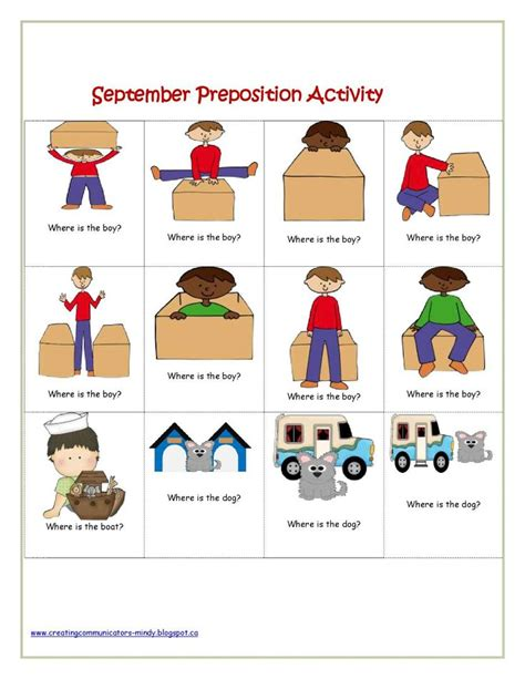 117 best images about prepositions and spatial concepts on 285 | 288066b09d440ee5c4d2ddbc076de739
