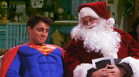 ranking the friends christmas episodes on holiday cheer