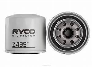 Ryco Z495 Oil Filter