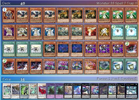 Lightsworn Deck List June 2017 by R F Lightsworns 2k15 For Casual Yugioh