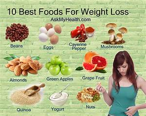 10 Best Foods For Weight Loss That You Need