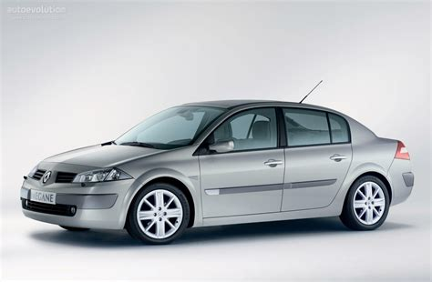 renault megane 2005 black renault megane sedan 2003 2004 2005 2006 autoevolution