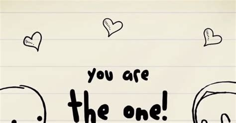 You Are The One (bahasa Version
