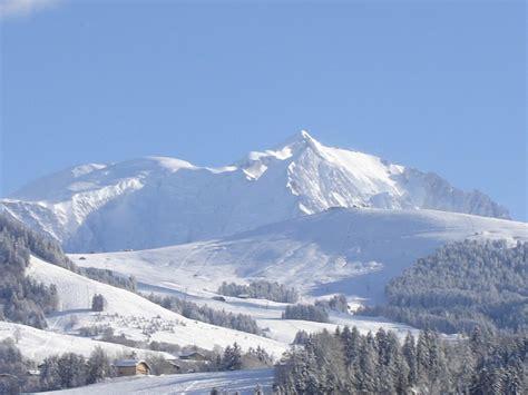 mont des alpes megeve mont blance 233 t 233 montagne alpes alps