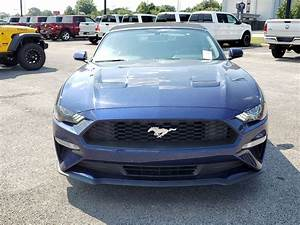 Pre-Owned 2019 Ford Mustang EcoBoost Premium Convertible in Florence #P1714 | Greenway Chrysler ...