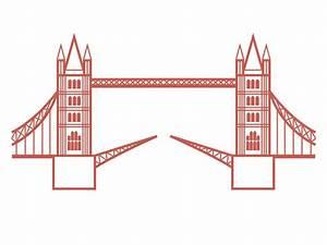 Tower Bridge Illustration By Mladen On Dribbble
