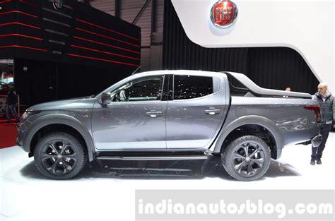 Fiat Fullback 2016 by Fiat Fullback Steering Wheel At 2016 Geneva Motor Show
