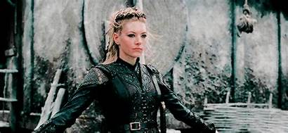 Vikings Lagertha Winnick Katheryn Viking Blood Gifs
