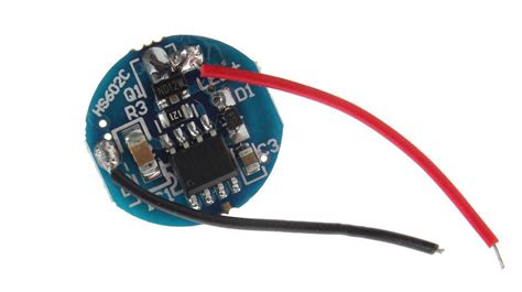 Mode Led Driver Circuit Board For Flashlight