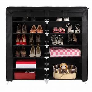 Meuble Chaussure 3 Suisses : acheter meuble chaussure armoire a chaussure etagere chaussure ~ Dallasstarsshop.com Idées de Décoration