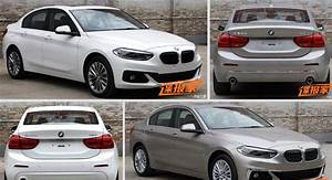 Bmw Série 1 2017 : new photos of 2017 bmw 1 series sedan for china will get up to 231hp ~ Gottalentnigeria.com Avis de Voitures