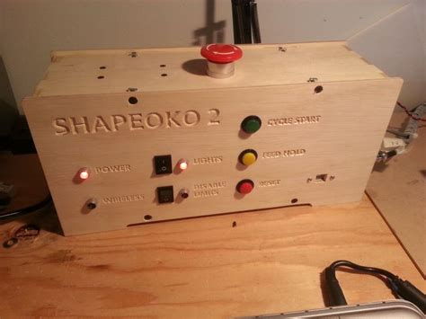 gcode  electronics enclosure makita mount  dust
