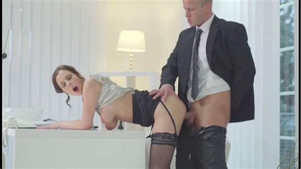 #Alluring #Chick #With #Sexy #Ass #Antonia #Sainz #Nailed #By #Her #Boss