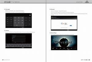 Sunvell Tech T95 Smart Tv Box User Manual 1