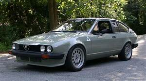 Alfa Romeo Alfetta Gtv6 Specs  0-60  Performance Data